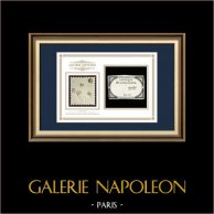 Assignat på 5 livres - Franska revolutionen - 1793 | Eden i Bollhuset (Jacques-Louis David) | Assignat på 5 livres från år 1793 (An 2 de la République Française)