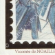 DÉTAILS  06 | Assignat de 10 sous - Révolution Française - 1792 | Portrait de Louis Marie Marc Antoine de Noailles (1756-1804)
