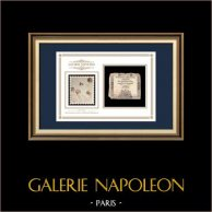 Assignat über 15 sols - Französische Revolution - 1792 | Der Ballhausschwur (Jacques-Louis David) | Assignat über 15 sols des Jahres 1792 (An 4 de la Liberté)