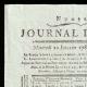 DÉTAILS  01 | Révolution Française - Journal de Paris - Mercredi 23 Juillet 1789 | La Liberté guidant le peuple (Eugène Delacroix)