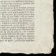 DETAILS  04 | French Revolution - Journal de Paris - Thursday, July 23, 1789 | The Storming of the Bastille - Arrest of M. de Launay (Jean Dubois)