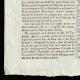 DETAILS  03 | French Revolution - Journal de Paris - Sunday, July 26, 1789 | The Storming of the Bastille - Arrest of M. de Launay (Jean Dubois)