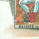 DETAILS  07   French Revolution - Journal de Paris - Tuesday, July 28, 1789   National Motto of France - Equality