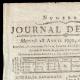 DETAILS  01   French Revolution - Journal de Paris - Wednesday, April 28, 1790   French Republican Calendar - Floréal