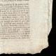DETAILS  04   French Revolution - Journal de Paris - Wednesday, April 28, 1790   French Republican Calendar - Floréal