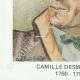 DÉTAILS  06 | Sceau de cire - Révolution Française - 1794 - 67ème Régiment d'Infanterie (2ème Bataillon) | Portrait de Camille Desmoulins (1760-1794)
