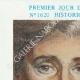 DÉTAILS  05   Sceau de cire - Révolution Française - 1795 - 11ème Demi-brigade d'Infanterie de ligne   Portrait de Emmanuel-Joseph Sieyès (1748-1836)