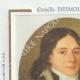 DÉTAILS  05 | Cachet à encre - Révolution Française - 1794 - 10ème Demi-brigade d'Infanterie de ligne | Portrait de Camille Desmoulins (1760-1794)