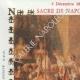 DETTAGLI  05 | Sigillo di cera - Napoleone I - 1805 - Gouvernement général des départements au-delà des Alpes (Italia Piemonte Turino) | L'Incoronazione di Napoleone (Jacques-Louis David)