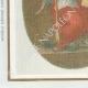 DÉTAILS  06   Cachet à encre -  - 1820 - Garde Royale Inspection aux Revues   Devise de la République Française - Liberté