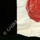 DETAILS  03 | Wax seal - French Revolution - 1793 - 39th Infantry Regiment (Armée du Nord) | Portrait of Nicolas de Condorcet (1743-1794)