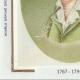 DÉTAILS  06   Sceau de cire - Révolution Française - 1796 - 79ème Demi-brigade d'Infanterie (Armée d'Italie - Division du Levant)   Portrait de Louis Antoine de Saint-Just (1767-1794)