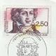 DÉTAILS  07   Sceau de cire - Révolution Française - 1796 - 79ème Demi-brigade d'Infanterie (Armée d'Italie - Division du Levant)   Portrait de Louis Antoine de Saint-Just (1767-1794)