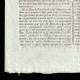 DÉTAILS  03 | Révolution Française - Journal de Paris - Vendredi 14 Aout 1789 | Portrait de Napoléon Bonaparte, Premier Consul (Pascal Simon Gérard)