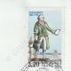 DÉTAILS  07 | Sceau de cire - Révolution Française - 1796 - 6ème Bataillon du Département de L'Yonne | Portrait de Nicolas de Condorcet (1743-1794)