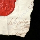 DETAILS  04 | Wax seal - French Revolution - 1796 - 2nd Battalion of the Calvados | Bonaparte - French campaign in Egypt