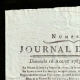 DETAILS  01 | French Revolution - Journal de Paris - Sunday, August 16, 1789 | Napoléon Bonaparte at the Pont d'Arcole (Horace Vernet)