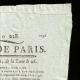 DETAILS  02 | French Revolution - Journal de Paris - Sunday, August 16, 1789 | Napoléon Bonaparte at the Pont d'Arcole (Horace Vernet)