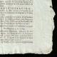 DETAILS  04 | French Revolution - Journal de Paris - Sunday, August 16, 1789 | Napoléon Bonaparte at the Pont d'Arcole (Horace Vernet)