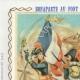 DÉTAILS  05   Sceau de cire - Révolution Française - 1795 - 2ème Bataillon de la 128ème Demi-brigade   Napoléon Bonaparte au Pont d'Arcole (Horace Vernet)
