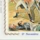 DÉTAILS  06   Sceau de cire - Révolution Française - 1795 - 2ème Bataillon de la 128ème Demi-brigade   Napoléon Bonaparte au Pont d'Arcole (Horace Vernet)