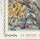 DÉTAILS  06 | Sceau de cire - Révolution Française - 1795 - 1er Bataillon du Département de Seine-et-Oise | Prise de la Bastille (14 Juillet 1789)