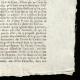 DÉTAILS  04 | Révolution Française - Journal de Paris - Samedi 22 Aout 1789 | Le Serment de Lafayette à la Fête de la Fédération (14 juillet 1790)