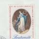 DÉTAILS  07   Sceau de cire - Louis XVI - 1788 - Régiment des Grenadiers de France   Devise de la République Française - Fraternité