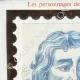 DÉTAILS  05 | Sceau de cire - Louis XVI - 1788 - Régiment d'Infanterie Allemande Royal-Suédois | Discours de Camille Desmoulins au Palais Royal (12 juillet 1789)
