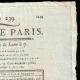 DETALLES  02 | Revolución Francesa - Journal de Paris - Jueves 27 de Agosto de 1789 | Retrato de Napoleón Bonaparte, Premier Consul (Jean Auguste Dominique Ingres)