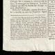 DETALLES  03 | Revolución Francesa - Journal de Paris - Jueves 27 de Agosto de 1789 | Retrato de Napoleón Bonaparte, Premier Consul (Jean Auguste Dominique Ingres)