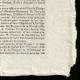 DETAILS  04   French Revolution - Journal de Paris - Friday, August 28, 1789   Portrait of Emmanuel-Joseph Sieyès (1748-1836)