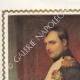 DÉTAILS  05   Cachet à encre - Napoléon Ier - 1810 - 102ème Régiment d'Infanterie de ligne   Portrait de Napoléon