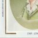 DÉTAILS  06 | Cachet à encre - Révolution Française - 1794 - 9ème Demi-brigade d'Infanterie Légère | Portrait de Louis Antoine de Saint-Just (1767-1794)