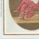 DÉTAILS  06 | Cachet à encre - Révolution Française - 1793 - 14ème Demi-brigade de Bataille | Devise de la République Française - Égalité