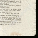 DETAILS  04   French Revolution - Journal de Paris - Tuesday, September 8, 1789   National Motto of France - Liberty