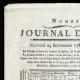 DETAILS  01   French Revolution - Journal de Paris - Wednesday, September 23, 1789   Portrait of Bonaparte (Jacques-Louis David)
