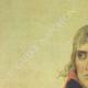 DETAILS  05   French Revolution - Journal de Paris - Wednesday, September 23, 1789   Portrait of Bonaparte (Jacques-Louis David)