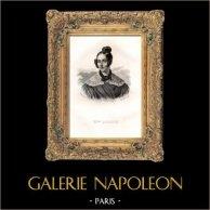Portrait de Mademoiselle Didion  (1798-1836)