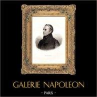 Porträt von Guizot (1787-1874)