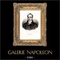 Portrait of Paul Jean Pierre Sauzet (1809-1876)