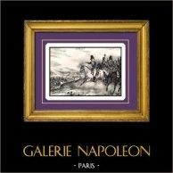 Napoleon Bonaparte - Włochy - Bitwa pod Rivoli - Francuski Wojny Rewolucyjne - 1797