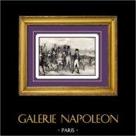 Napoleontische campagne in Egypte - Piramide - Napoleon komt terug uit Syrië