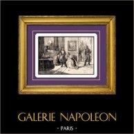 Napoleon Ontvangt de Gravin van Hatzfeld