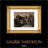 Napoléon Rend Hommage au Courage Malheureux - Capitulation d'Ulm - Guerres Napoléoniennes (20 octobre 1805)