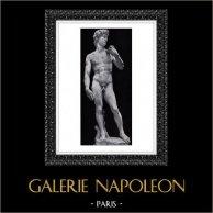 Italian Renaissance - David - Sculpture by Michelangelo