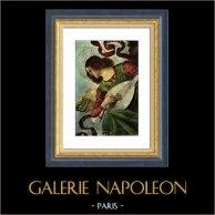 Basilique Vaticane - Ange Musicien - Ange Jouant de la Viole (Melozzo da Forli)
