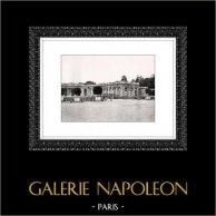 Palacio de Versalles - Château de Versailles - Gran Trianón - Grand Trianon - Trianon de Marbre
