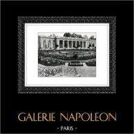 Palacio de Versalles - Château de Versailles - Gran Trianón - Grand Trianon - Trianon de Marbre - Jardín