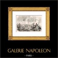 Revolución de Julio de 1830 - Toma del Louvre